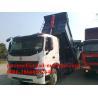 Best 336HP 6x4 HOWO A7 Heavy Duty Dump Truck EURO II in White Yellow wholesale