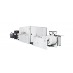 China 540mm Digital Book Newspaper Printing Width 100M/Min POD Inkjet Printer for sale