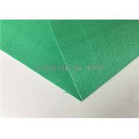 Quality Green Color Silicone Coated Fiberglass Fabric 0.85mm Thick 1000/1200/1500mm Wide wholesale