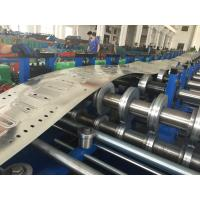 Best Galvanized Steel Perforated Cable Tray Roll Forming Machine Automatic Control PLC wholesale