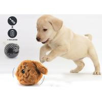 Best Durable Battery Operated Dog Toy Randomly Jumping For Entertainment / Exercise wholesale