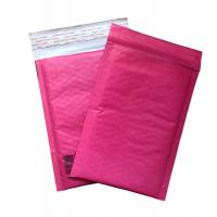 Best Red Kraft Paper Padded Shipping Envelopes , Self Sealing Shipping Bubble Mailers wholesale