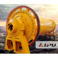 Best 380kw Aluminum Oxide Powder Mining Ball Mill With ISO Approved wholesale