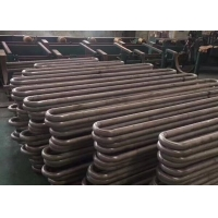 Stainless Steel SeamlessBright Annealed Tube Pickled U Bend Coil 19.05 * 1.65MM for sale