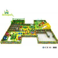 Buy cheap Shopping Mall Kids Indoor Playground With Amusement Equipment & Environmental from wholesalers