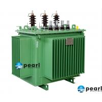 Best Hermetically Sealed , Compact Size , Oil Distribution Transformer , Auxiliary Transformer , 10.5KV - 3000KVA wholesale