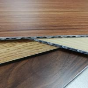 Best 3-6mm Aluminum Core Panel Wood Grain Fireproof Interior Exterior Decoration wholesale