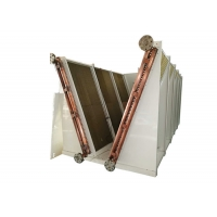 Floated Type Double Rows Adiabatic Dry Coolers System For Data Center for sale
