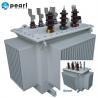 Best 6.6 KV - 1600 KVA Oil Immersed Transformer Three Phase Power Transformer wholesale