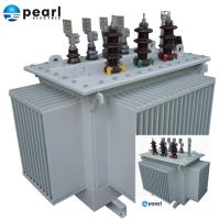 Best Low Loss Oil Immersed Type Transformer 11kV - 3000kVA Energy Saving Low Noise wholesale