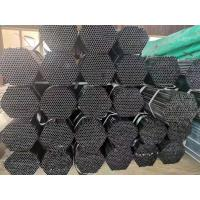Best Hot Rolled Black Carbon Steel Pipe , Oil / Gas Pipeline Industrial Galvanized Pipe wholesale