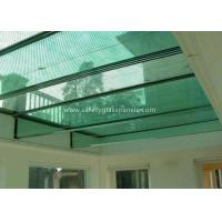 Best 12mm Tempered Laminated Glass Panels Fire Proof Guard Against Theft wholesale
