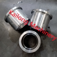 Round Bushings Foundry Parts For Automatic High Pressure Moulding Line for sale