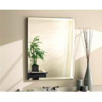 Quality Rectangle 5mm Automobile Tinted Mirror Glass Coated With Silver And Copper wholesale