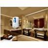 Best Power saving Automatic Hand Soap Dispenser , Lightweight hand sanitizer wall dispenser wholesale