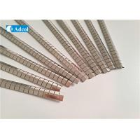 Best BeCu Metal Strips EMI Shielding Gasket Beryllium Copper Contact Clip wholesale