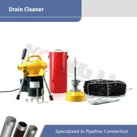 Best Max 4 Inch Pipe Electric Drain Cleaning Machine 30 M A75 2018 New wholesale