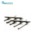 China Cork Paper Cutting Carbide Cork Knife Molins Tobacco Machine Parts for sale