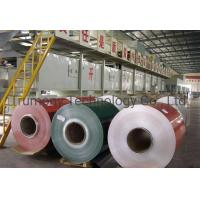 Best PE PVDF Color Coating or Mill Finish Roll Foil Aluminum Coil wholesale