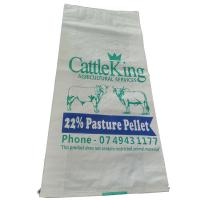 Best 25kg 50kg PP Woven Bags Virgin Polypropylene Material Any Size Available wholesale