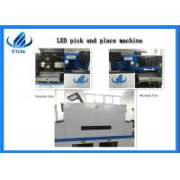 China Touch Screen Monitor SMT Mounting Machine Dual Module Pick And Place Equipment 8KW on sale