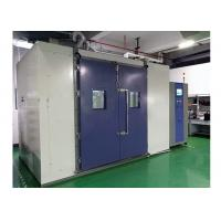 Buy cheap Walk In Chamber Temperature Humidity Test Room , Inner Volume 8 Cubic Constant from wholesalers