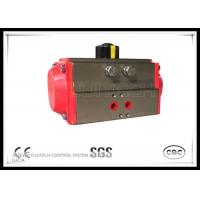 Best Compact UPVC Butterfly Valve Pneumatic Control Valve Actuator Long Life Service wholesale