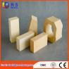 Quality White High Density Fire Proof Bricks , Bauxite Chamotte Lightweight Refractory Bricks wholesale