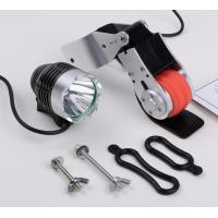 Buy cheap Front Dynamo Bicycle Light 8W , Generator USB Cable Length 80cm from wholesalers
