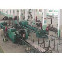 Best Metal Pipe 3 Roll Mill / Rolling Mill Machinery 55KW With Carbon Steel 80 m / Min wholesale