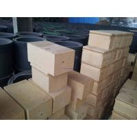 High Softening Point Silica Brick Refractory For Glass Furnace , Hot-blast Stove