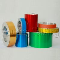 Quality 8011 0.18mm lacquer aluminium coil for flip off seal & vial seal wholesale
