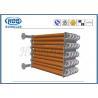 Best Flue Gas Economizer For CFB Coal Boiler , Heat Economizer In Boiler Anti Corrosion wholesale