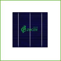 China High Efficiency P Type Silicon Multicrystalline Silicon Solar Cell 6x6 on sale