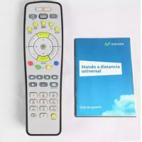 Best 52 Keys Movistar Remote Control , Silicon Keypad Remote Control Replacement wholesale