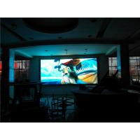 Best Durable Commercial Led Display Screen 4.81mm For Airports / Bus Stations wholesale