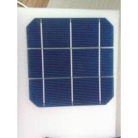 China 156mm*52mm 1/3 cut from 4.5w monocrystalline silicon solar cell on sale