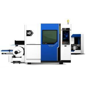 China 2000W 3000W 4kw CNC Fiber Laser Cutting Machine 80m/Min on sale