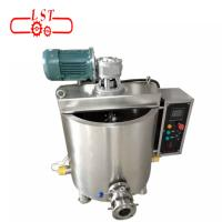 Best Movable Chocolate Melting Machine 1 Year Warranty For Cake / Dessert / Biscuit wholesale