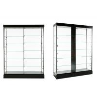 Best Commercial Shop Display Cabinets Tempered Glass Display Cupboard For Goods wholesale