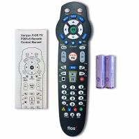 Best Verizon FiOS TV Multi Function Remote Control Version 5 Sealed With 2 AA Batteries wholesale