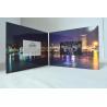 Marketing Promotional Digital Video Gift Card E - Brochure Design for sale