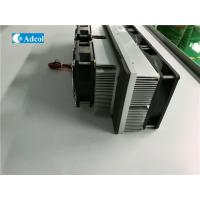 Best Air Conditioner Peltier , Thermoelectric Air Cooler Outdoor Cabinet 48VDC wholesale