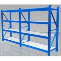 China Cold Rolled Steel Heavy Duty Industrial Pallet Racking For Warehouse on sale