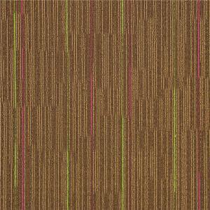 Best Durable Commercial Carpet Tiles Tufted Multi - Level Loop Pile Construction wholesale