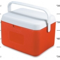 5L EPS Cooler Box Ice Box for fishing camping picnics outdoor cooling box Cooler Case for sale