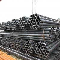 Best Light Weight Thin Wall Steel Pipe Strong Bearing Capacity Q195 / Q235 Material wholesale