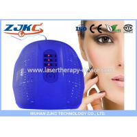 Best 423nm 640nm 830nm Face Skin Rejuevenation Led Light Therapy Equipment With Button Control wholesale