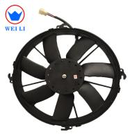 Best 5000 Hours Life Time Condenser Blower Cooling Fan For Bus / Truck Big Air Flow 12 Inch wholesale