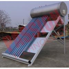 Best 6 Bar Heat Pipe Solar Water Heater Pressurized SUS304 Stainless Steel wholesale